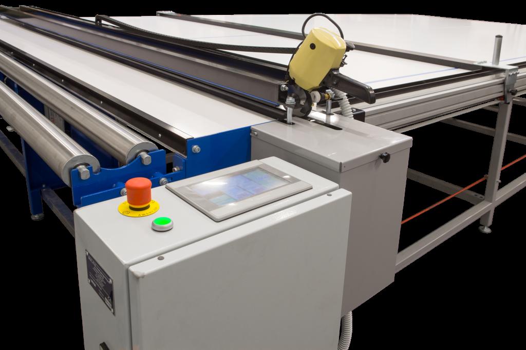 Maszyna do cięcia tkanin